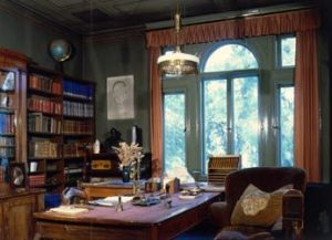 Haeckels Arbeitszimmer - Foto: http://www.ehh.uni-jena.de/Museum.html