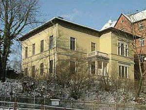 Villa Medusa in Jena, Bergstraße 7 - heute Haeckel-Museum